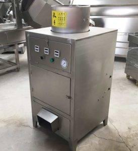 Pneumatic Type Stainless Steel Garlic Peeling Machine