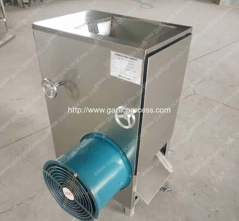 Automatic Garlic Clove Separating Machine for Egypt Customer