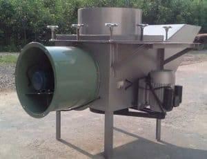 Large Capacity Garlic Clove Separating Machine