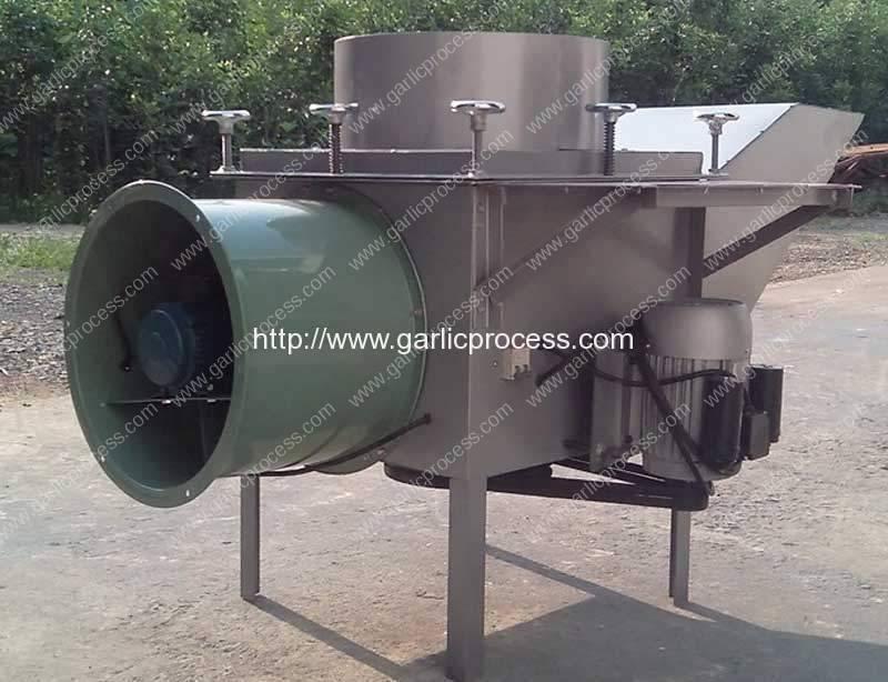 1000kgh-Garlic-Clove-Separating-Machine