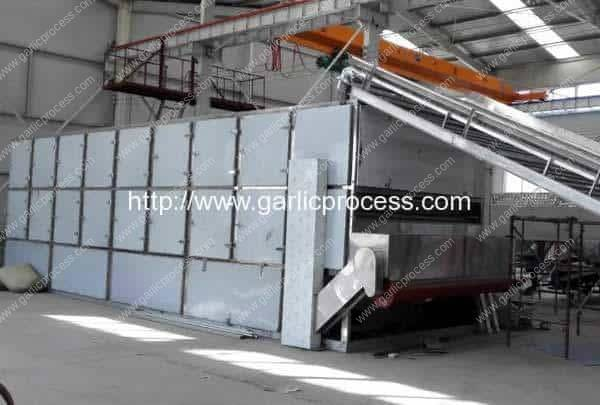 Automatic-Multi-Layer-Garlic-Dryer-Machine