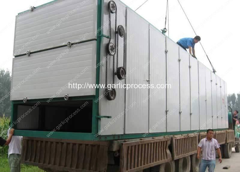 Automatic-Multi-Layer-Garlic-Dryer-Oven-Manuafacture