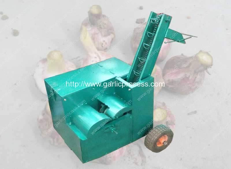 Fresh-Garlic-Root-and-Stem-Cutting-Machine-Manufacture