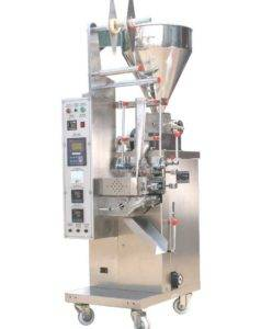 Máquina automática de embalagem de suco de pasta de alho