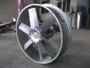 Garlic-Dryer-House-Blast-Fan