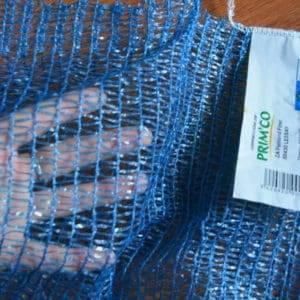 Knitted Net bags for Garlic
