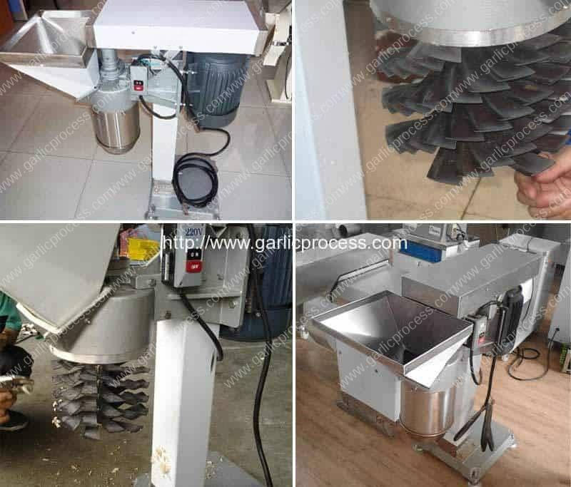 garlic-granule-smashing-machine