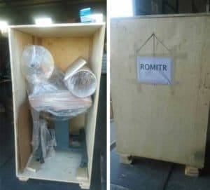 garlic-mesh-bag-clipping-machine-plywood-package-delivery