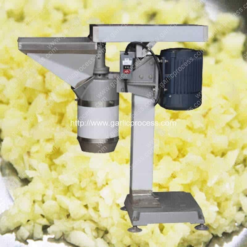 Máquina de fazer pasta de alho