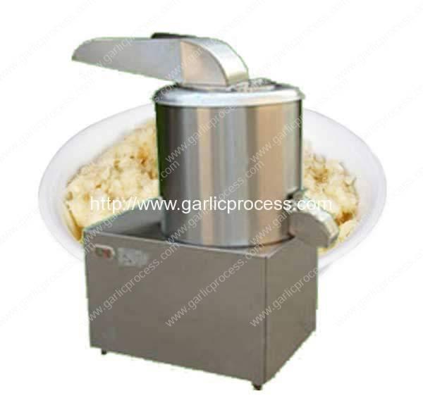 Máquina de fabricação de pasta de alho em aço inoxidável