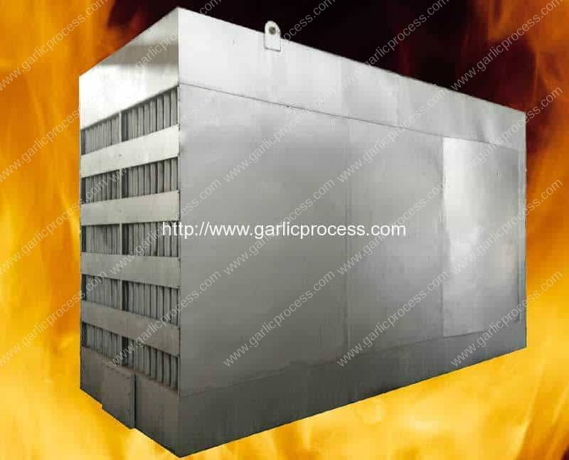 Coal-and-Wood-Fired-Hot-Air-Generator-for-Multi-Layer-Dryer-Oven