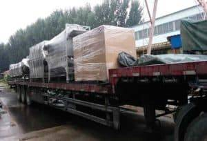 Dehydrated-Garlic-Granule-Production-Line-Delivery