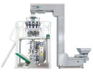 Full Automatic Garlic Clove Packing Plant
