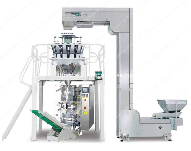 Full-Automatic-Garlic-Clove-Plastic-Bag-Packing-Plant