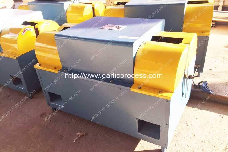 Semi-Automatic-Garlic-Leaf-Cutting-Machine-Manufacture-for-Sale