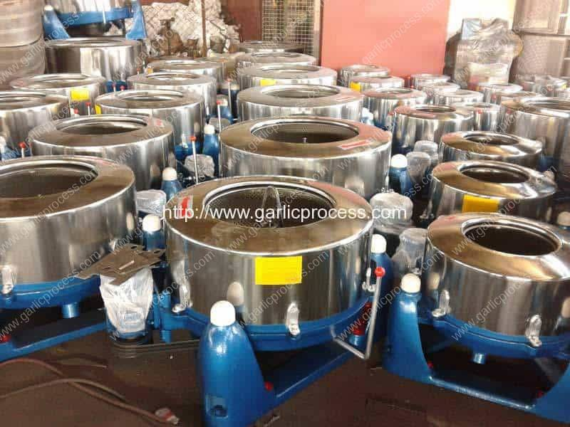 Sliced-Garlic-Dehydrate-Machine-Manufacture