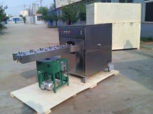Garlic-Root-Tail-Concave-Cutting-Machine-and-Leaf-Cutting-Machine-for-Egypt-Customer