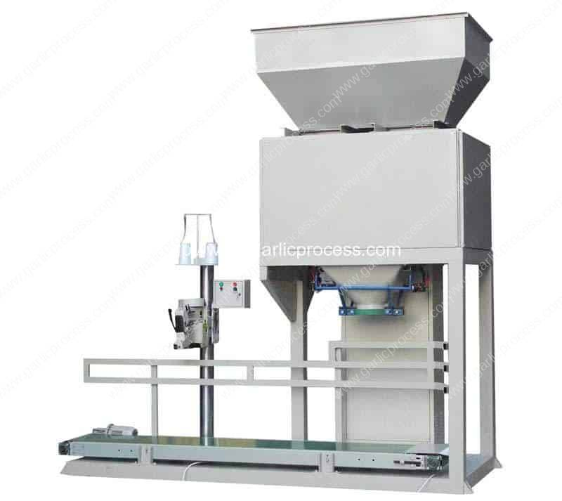 Dehydrated Garlic Slice Dosing Machine