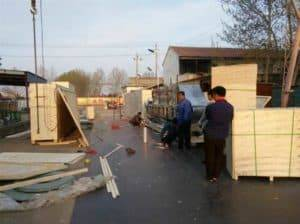 Dehydrated-Garlic-Slice-Production-Line-Plywood-Package-Making-for-Argentina-Customer