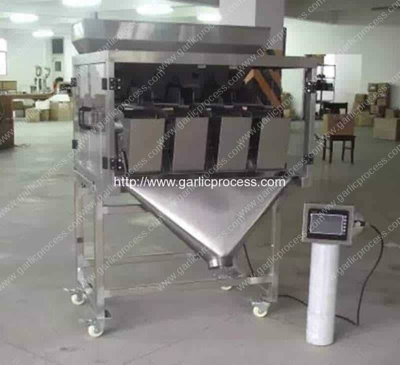 Automatic-Garlic-Clove-Packing-Weigher