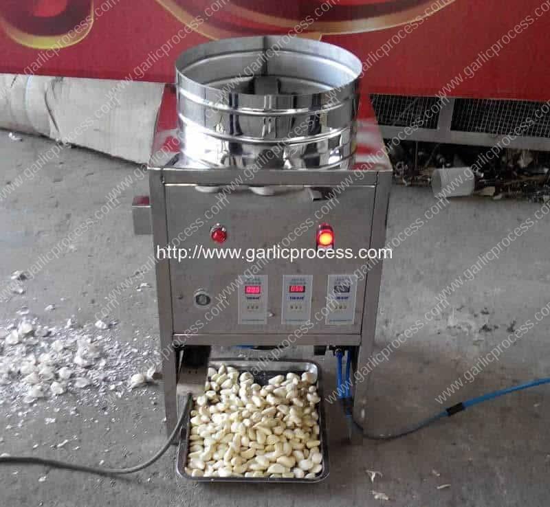 10-15kg-Pneumatic-Type-Garlic-Peeling-Machine