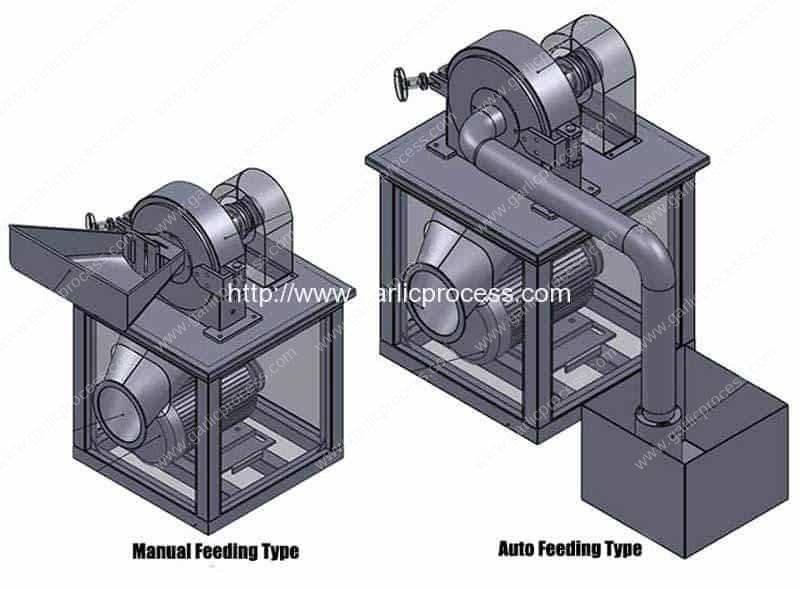 High-Efficenty-Turbo-Type-Stainless-Steel-Powder-Grinder-Machine