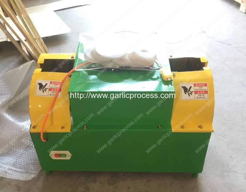 Garlic-Root-and-Leaf-Cutting-Machine-Delivery-for-Korea-Customer