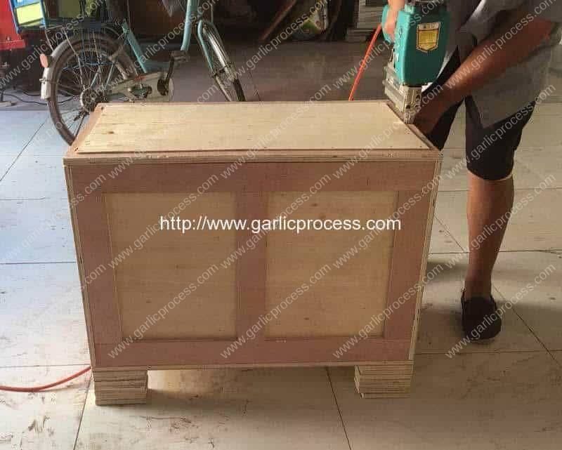 Solvania-Garlic-Root-Stem-Cutting-Machine-Express-Delivery-Package