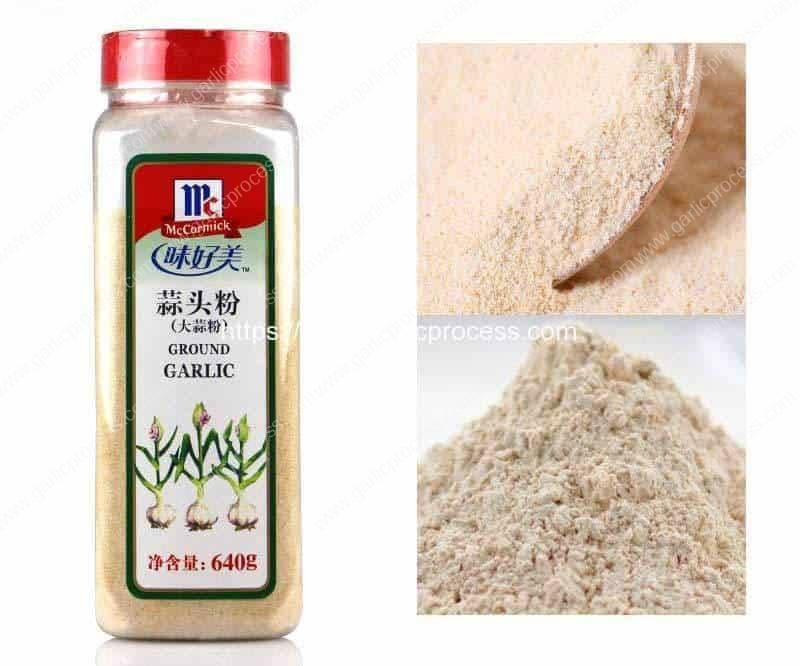 Garlic-Powder-Production-Line-for-Bottle-Garlic-Powder