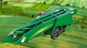 2019 Advanced Garlic Harvester Machine with Stem Cutting Function