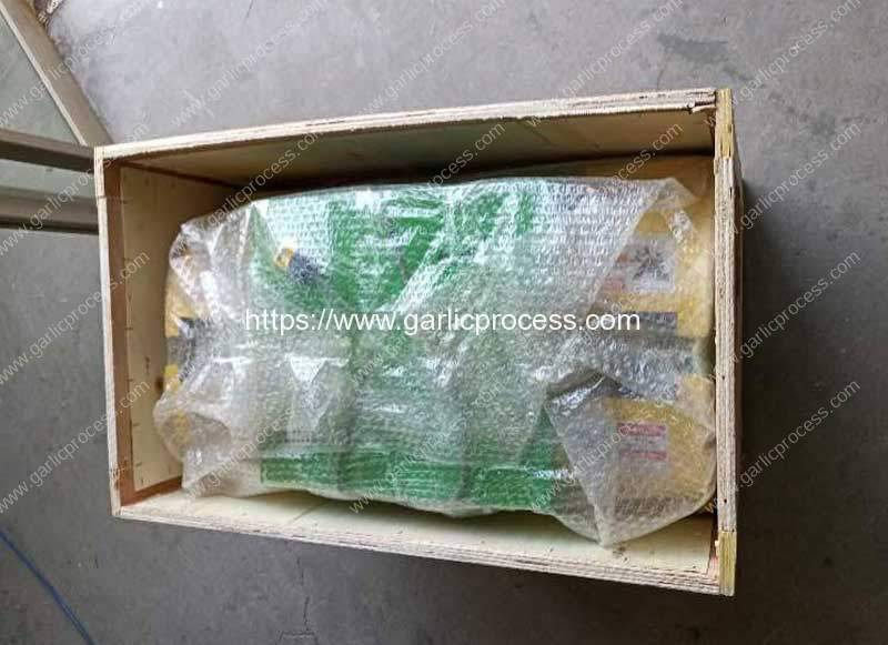Garlic-Root-and-Leaf-Cutter-Machine-with-Plywood-Package