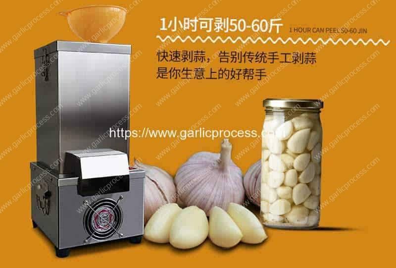 Electric-Type-Garlic-Peeling-Machine