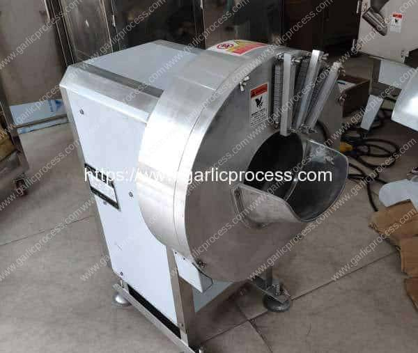 Garlic-Slicing-Machine-for-Russia-Customer