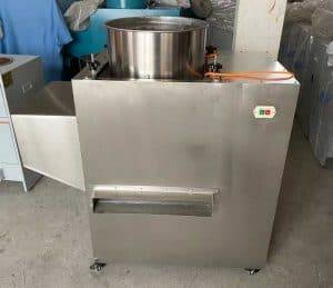 Horizontal Structure Garlic Clove Separating Machine for Sale