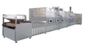 Automatic-Garlic-Powder-Microwave-Sterilizer-Machine