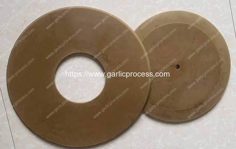 Rotary-Garlic-Breaking-Machine-Rubber-Plate