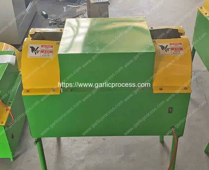 Automatic-Garlic-Root-and-Stem-Cutting-Machine-for-Greece-Customer