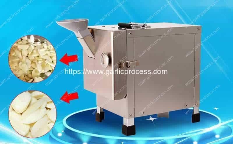 Domestic-Type-Garlic-Slicer-Machine