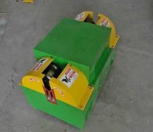 Automatic-Garlic-Leaf-Cutting-Machine for Canada Customer