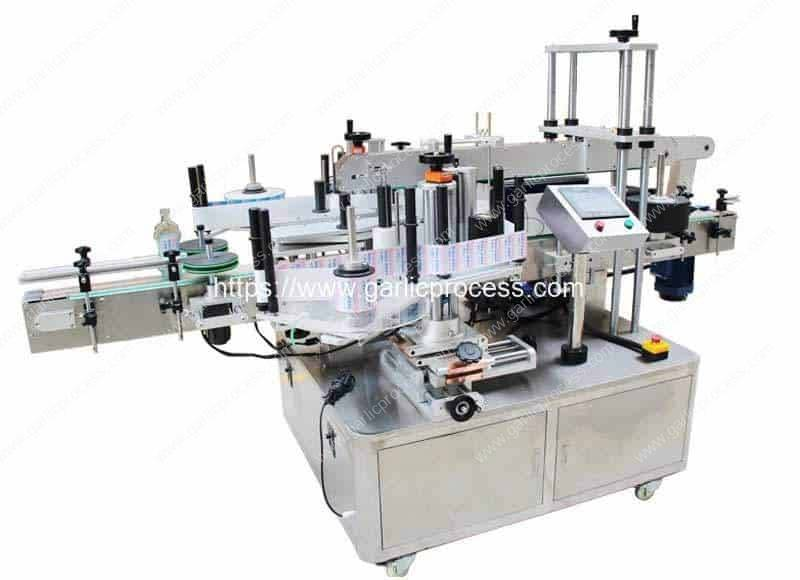 Automatic-Adhesive-Sticker-Double-Side-Labeling-Machine