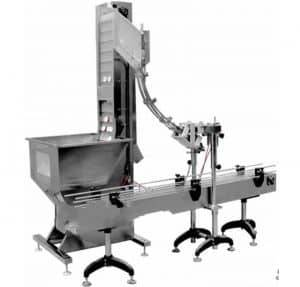 Automatic Cap Arranging Machine