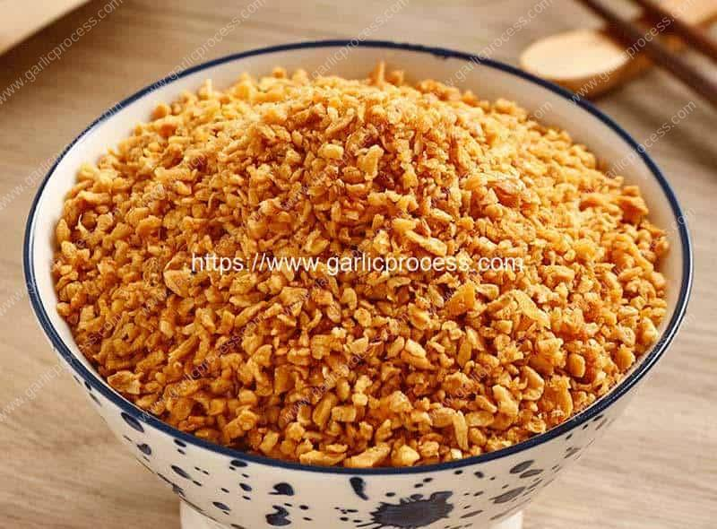Automatic-Fried-Garlic-Granule-Production-Line