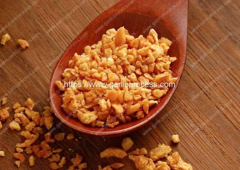 Fried-Garlic-Granule-Machine