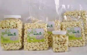 Peeled-Garlic-Clove-PET-Jar-Package