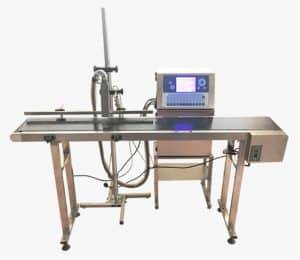 Automatic-Garlic-Package-Ink-Jet-Coding-Machine