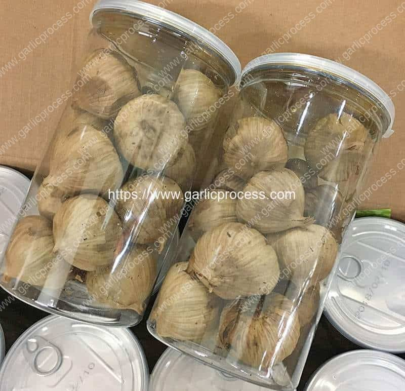 Black-Garlic-Transparent-Bottle-Package
