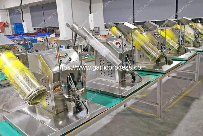 Automatic-Electric-Mesh-Bag-Clipping-Machine-with-Different-Size-Tube