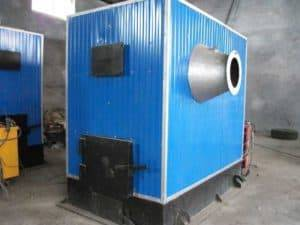 Coal&Wood-Fired-Hot-Air-Generator
