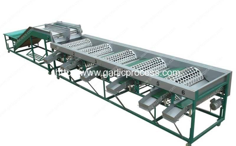 automatic-garlic-grading-machine