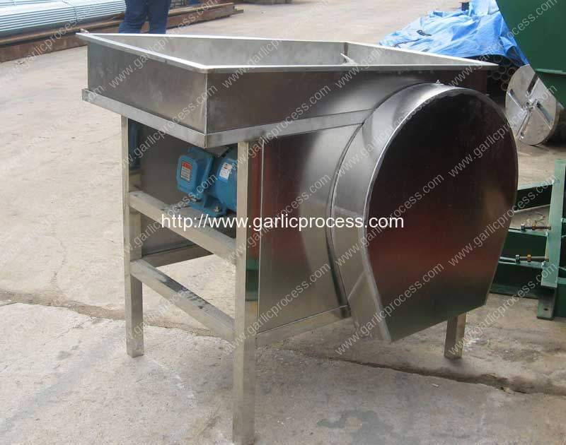 Automatic-Type-Garlic-Slicing-Machine